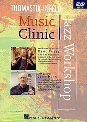 Rent Friesen and Hahn: Jazz Workshop Online DVD Rental