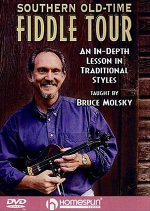 Rent Bruce Molsky: Southern Old -Time Fiddle Tour Online DVD Rental