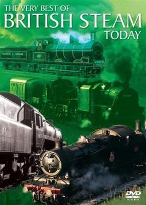 Rent The Very Best of British Steam Today Online DVD Rental