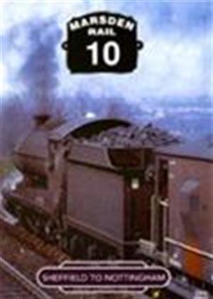 Rent Marsden Rail 10: Sheffield to Nottingham DVD - Cinerail Online DVD Rental