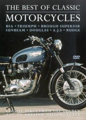 The Best of Classic Motorcycles Online DVD Rental