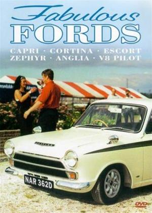 Rent Fabulous Fords Online DVD Rental