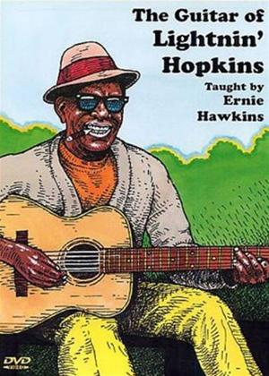 Rent The Guitar of Lightin' Hopkins Online DVD Rental