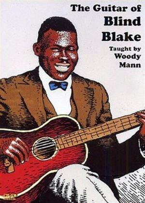 Rent Woody Mann: Woody Man: The Guitar of Blind Blake Online DVD Rental