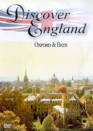 Rent Discover England: Oxford and Bath Online DVD Rental