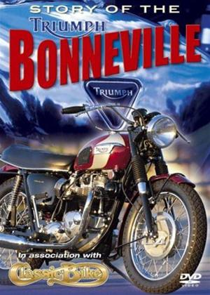 Story of the Triumph Bonneville Online DVD Rental