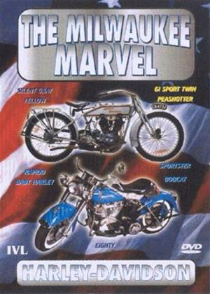 Rent The Milwaukee Marvel: Harley Davidson Online DVD Rental