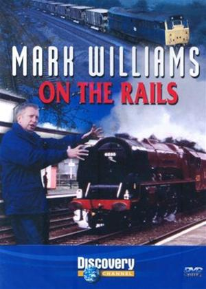 Rent Mark Williams on the Rails Online DVD Rental