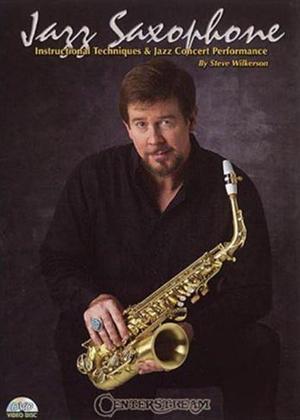 Rent Jazz Saxophone Online DVD Rental