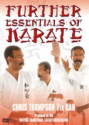 Rent Further Essentials of Karate Online DVD Rental