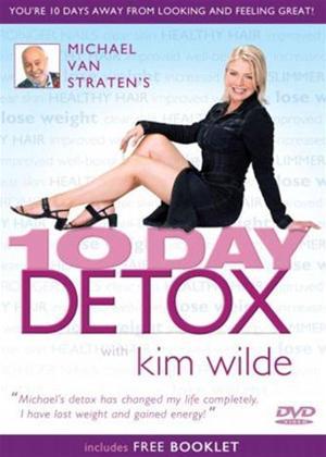 Michael Van Straten's 10 Day Detox with Kim Wilde Online DVD Rental