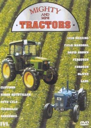 Mighty and Mini Tractors Online DVD Rental