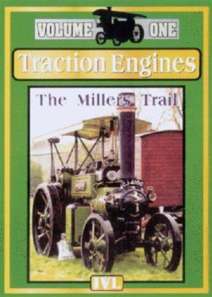 Rent Traction Engines: The Millers Trail: Vol.1 Online DVD Rental