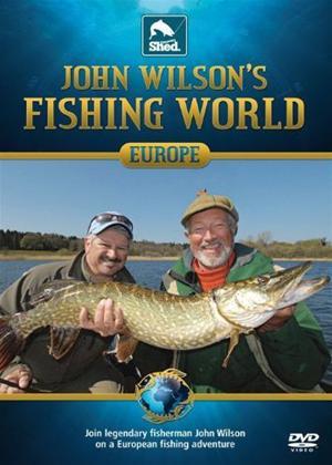 John Wilsons Fishing World: Europe Online DVD Rental