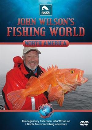 John Wilson's Fishing World: North America Online DVD Rental