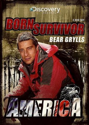 Bear Grylls: Born Survivor: America Online DVD Rental
