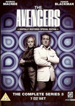 The Avengers: Series 3 Online DVD Rental