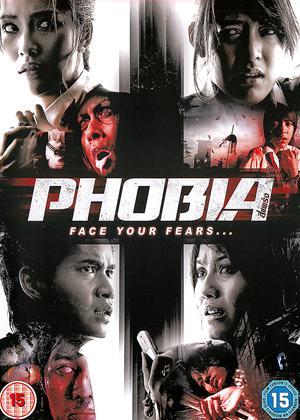 Rent Phobia (aka 4Bia) Online DVD Rental