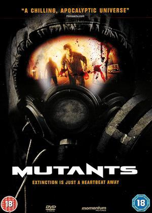 Mutants Online DVD Rental