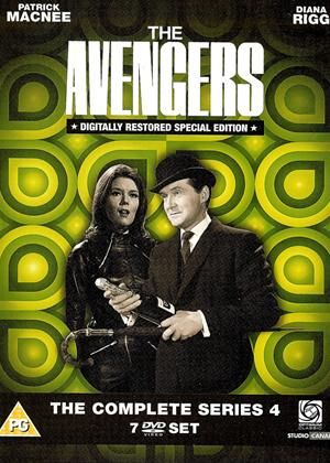 The Avengers: Series 4 Online DVD Rental