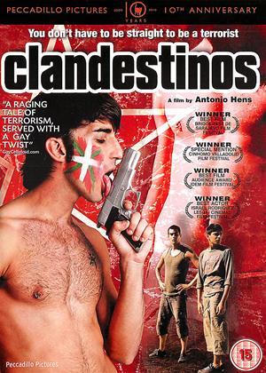 Clandestinos Online DVD Rental