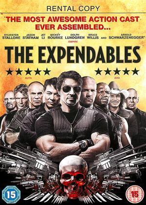 The Expendables Online DVD Rental