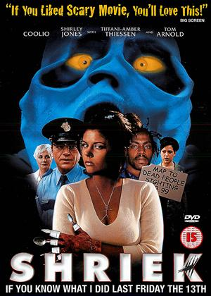 Rent Shriek If You Know What I Did Last Friday the 13th Online DVD Rental