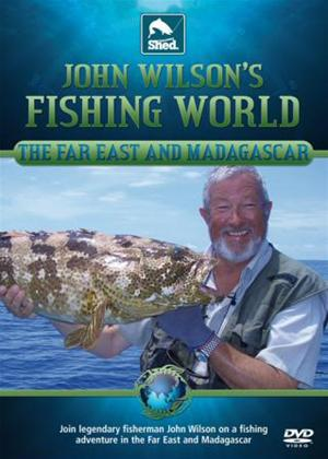 Rent John Wilsons Fishing World: Far East and Madagascar Online DVD Rental