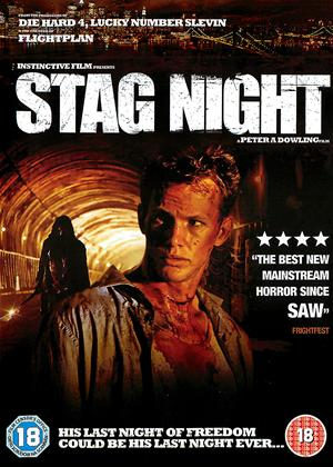 Stag Night Online DVD Rental