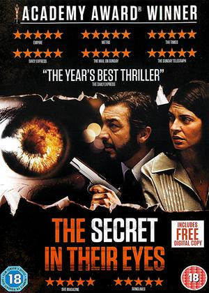 Rent The Secret in Their Eyes (aka El Secreto De Sus Ojos) Online DVD Rental