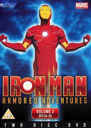 Rent Iron Man Armoured Adventures: Series 1: Vol.2 Online DVD Rental
