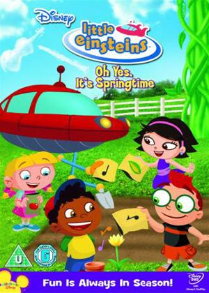 Rent Little Einsteins: O Yes O Yes, Its Springtime Online DVD Rental