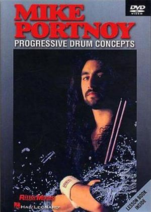 Rent Mike Portnoy Progressive Drum Concepts Online DVD Rental