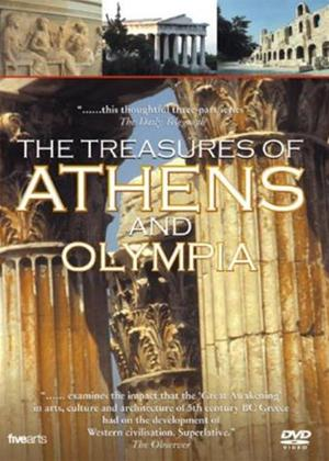Rent The Treasures of Athens and Olympia Online DVD Rental