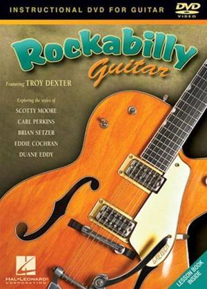 Rent Rockabilly Guitar Online DVD Rental