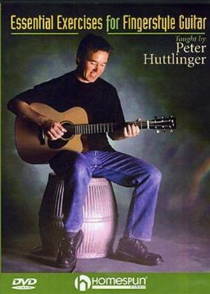 Rent Essential Exercises for Fingerstyle Guitar Online DVD Rental