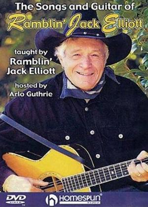 Rent The Songs and Guitar of Ramblin' Jack Elliott Online DVD Rental