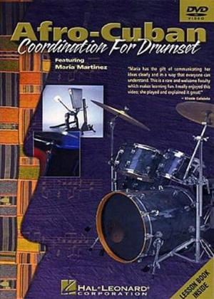 Rent Afro-Cuban Coordination for Drumset Online DVD Rental