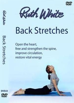 Rent Ruth White: Back Stretches Online DVD Rental