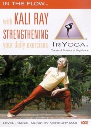 In the Flow with Kali Ray: Strengthening Online DVD Rental