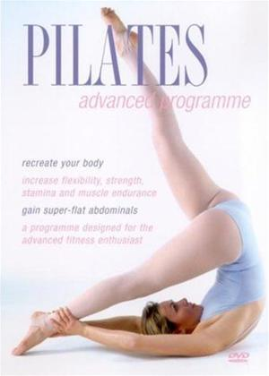 Rent Pilates: Advanced Programme Online DVD Rental
