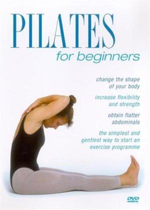 Pilates: For Beginners Online DVD Rental