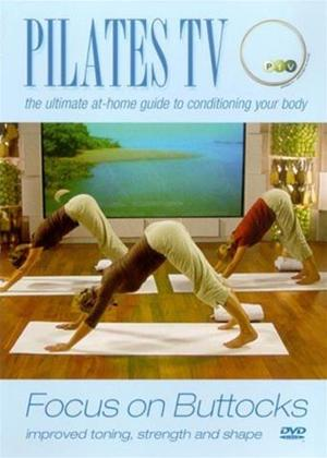 Pilates TV: Focus on Buttocks Online DVD Rental