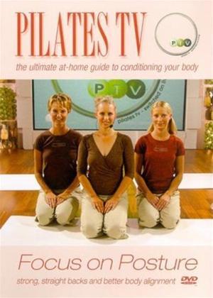 Rent Pilates TV: Focus on Posture Online DVD Rental