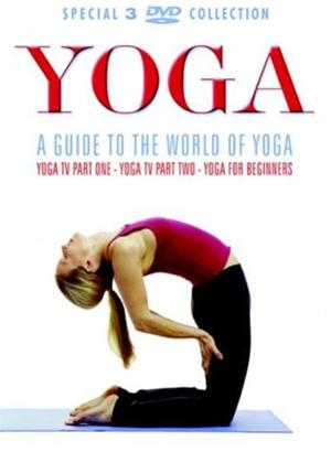 Yoga TV: A Guide to the World of Yoga Online DVD Rental