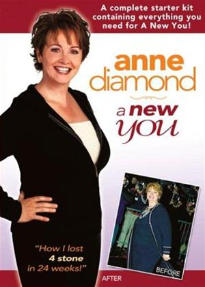 Rent Anne Diamond: A New You Online DVD Rental