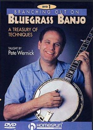 Rent Pete Wernick: Branching Out on Bluegrass Banjo 1: A Treasury of Techniques Online DVD Rental