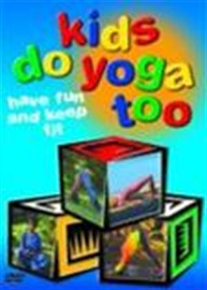 Kids Do Yoga Too Online DVD Rental