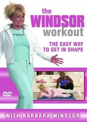 Barbara Windsor: Windsor Workout Online DVD Rental