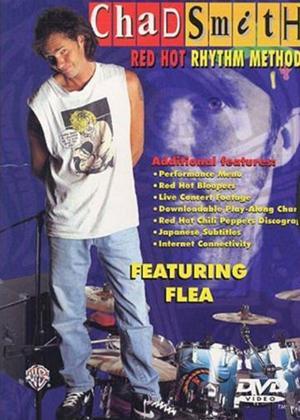 Rent Chad Smith: Red Hot Rhythm Method Online DVD Rental
